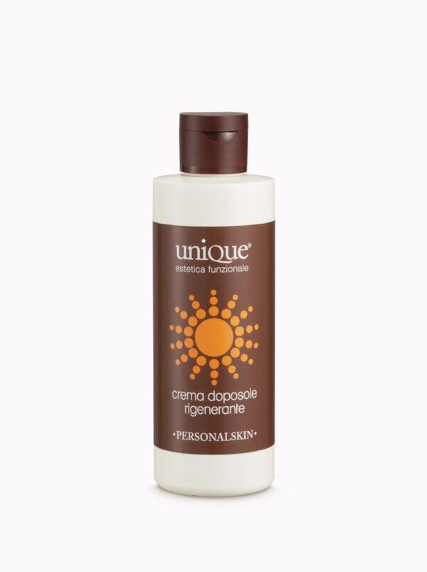 crema doposole rigenerante lenitiva idratante nutriente